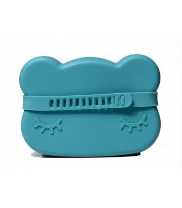 Boîte à goûter pour enfants, bleu, We might be tiny