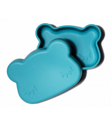 Snackie box for girls and boys - Blue Dusk, We might be tiny