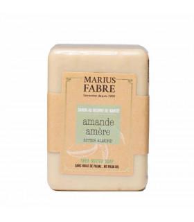 Savonnette Marius Fabre, à l'huile d'olive, parfumée à l'Amande Amère