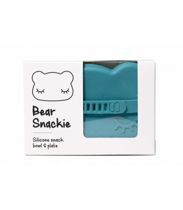 Plastic free and safe for kids snackie box, We might be tiny