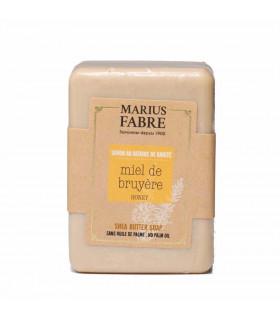 Savon solide beurre de karité et miel  Marius Fabre