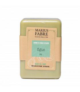 Savonnette Beurre de Karité, Parfumée à la Figue, Marius Fabre