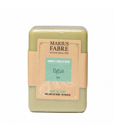 Shea Butter Soap Bar - Fig Fregrance, Marius Fabre
