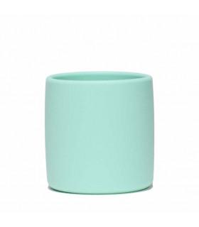 Gobelet en silicone pour enfant, vert, We might be tiny