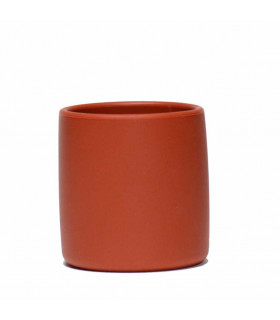 Silicone grip cup for kids of We might be tiny, rust