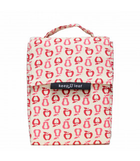 Insulated Lunch Bag, fruits, Keep Leaf