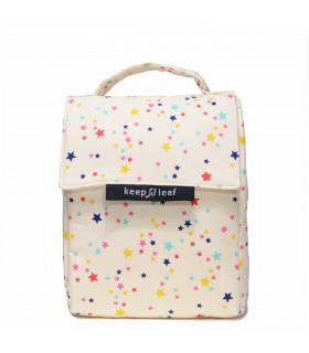 Insulated Lunch Bag, étoiles, Keep Leaf