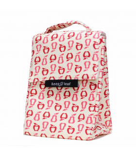 Insulated Lunch Bag for kids and adults, Fruits of Keep Leaf