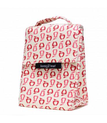 Lunch bag isotherme pour femme, fruits, Keep Leaf