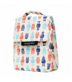 Insulated Lunch Bag - Robots