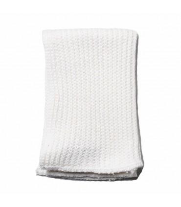 Iris Hantverk household cloth, white