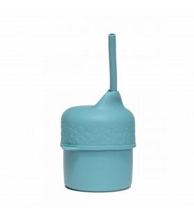 Bec anti-fuite avec une paille, We might be tiny, Blue Dusk