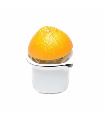 Porcelain Lemon Juicer with Container, Mondex