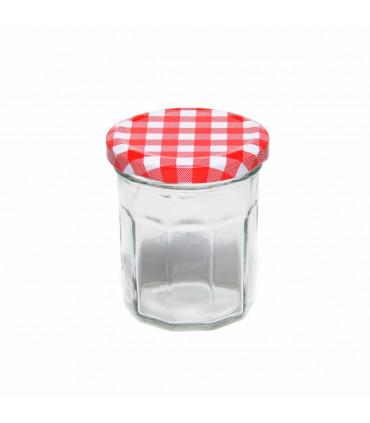 Glass Jam Jar - Set of 6, Mondex