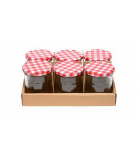 Jam Jar - Set of 6, Mondex
