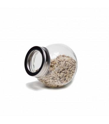 Small Glass Jar - Set of 6, Mondex