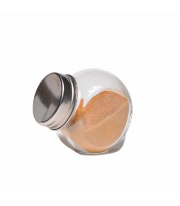 Mini Glass Jar with a Metal Lid, Mondex