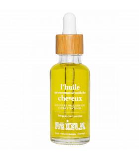 Hair Oil - Repairing and 100% Natural, MIRA