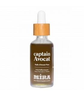 Avocado Oil Body and Face - Capitain Avocat, Mira