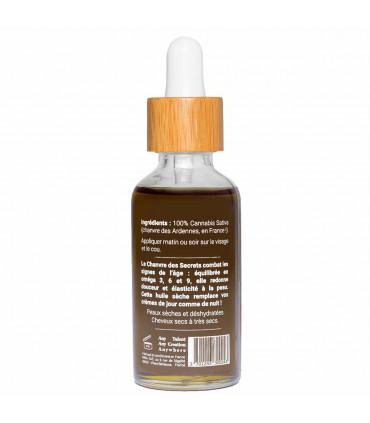 Hemp Pure Oil - Anti-age care, Mira