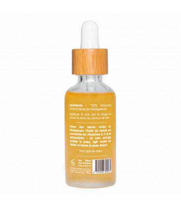 Pure Marula Oil for Dry or Damaged Skin, Morula