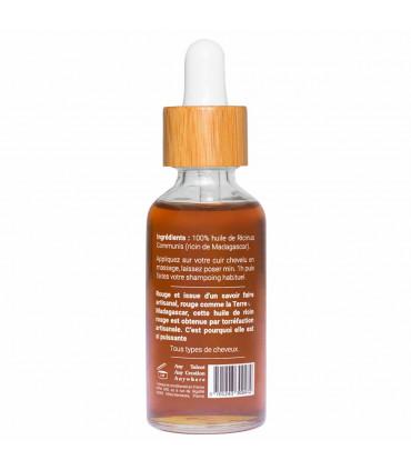 Pure  and Virgin Castor Oil, Mira