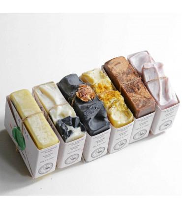 Soap Bar with Calendula - Fragile and Sensitive Skin