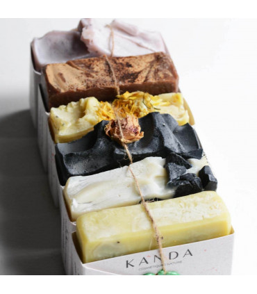 Soap Bar with Hemp - Mature or Dry Skin