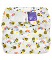 All-In-One Reusable Nappy - Honeybee Hive