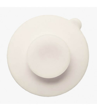 Love Mae sleeping fox white suction cup for bowl