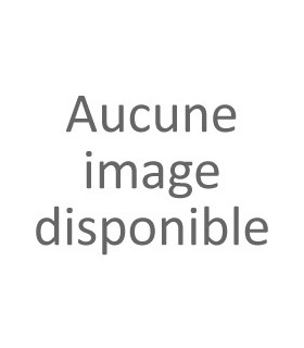 Gourde isotherme Qwetch en inox pour fille pastel rose 260 ml