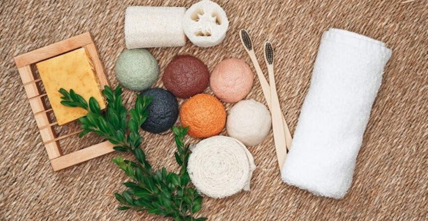 The benefits of the Konjac sponge for the body and the face