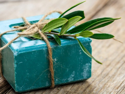 Which should you use between a shower gel or solid bar soap?