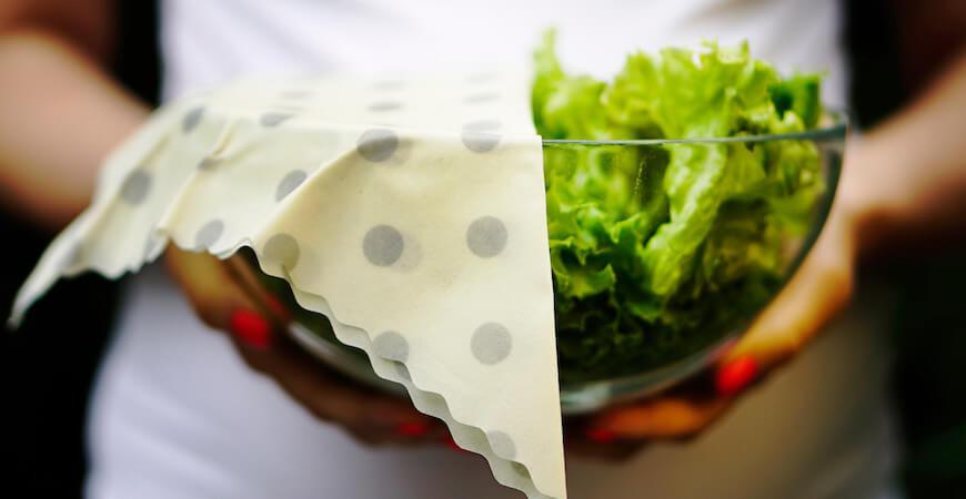 Quel tissu est utilisé pour un bee wrap ?