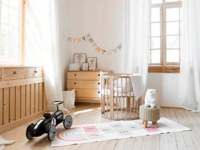 Comment réaliser une chambre d'enfant zéro déchet ?