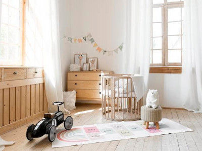 How to make a zero waste child's room?