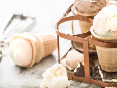 How to make homemade ice cream without an ice cream maker (Our 3 recipes)