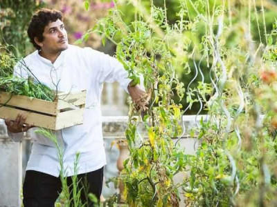 Mauro Colagreco's Restaurant is the first zero waste restaurant in the world
