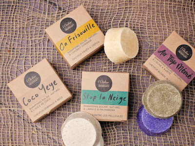 How to choose a shampoo bar for gray hair?